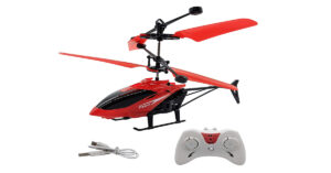 NHR Helicopter   USB Charger Flying Helicopter   2 in 1 Flying Helicopter with Remote
