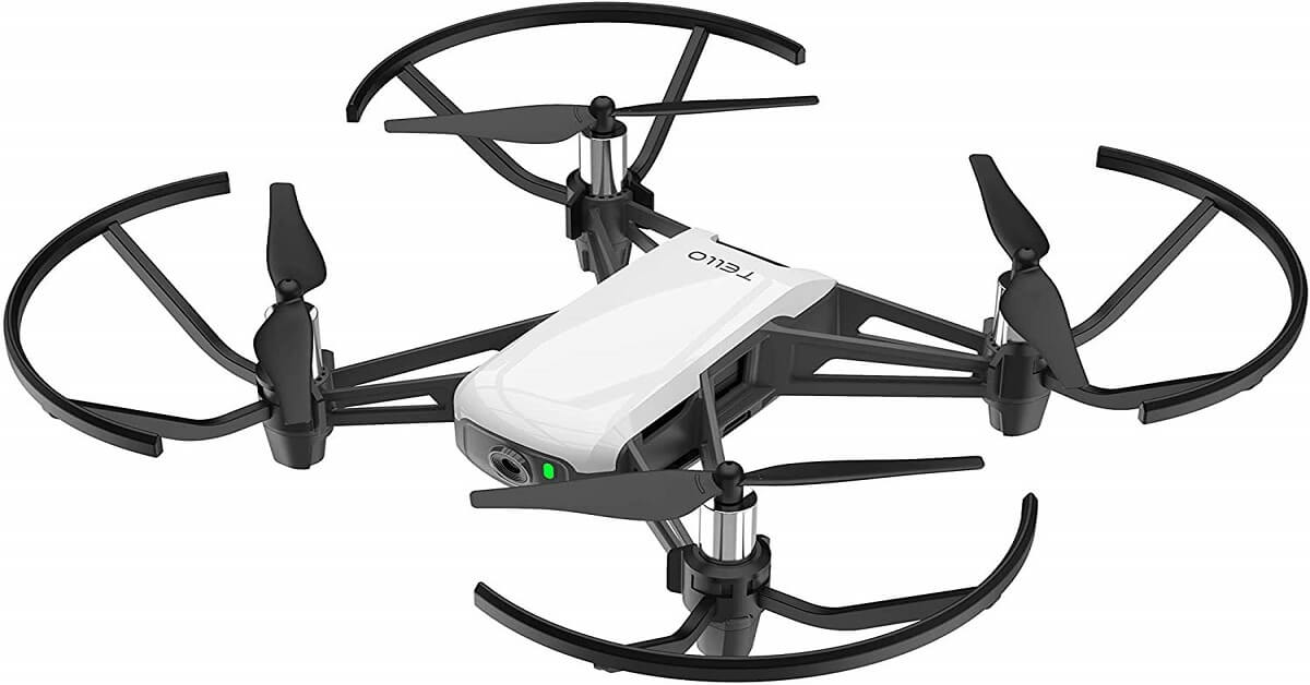 DJI TELLO DRONE | 13 Mins of Flight Time | Rechargeable Battery
